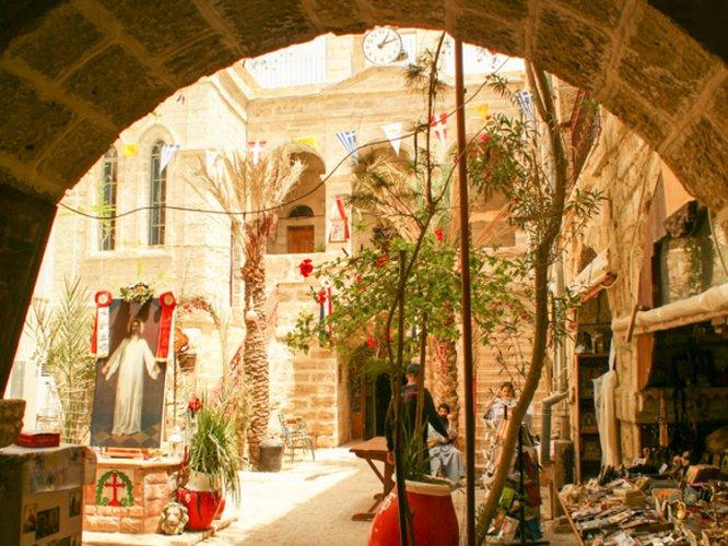 Ιερά Μονή Αββά Γερασίμου - Έρημος Ιορδάνη
