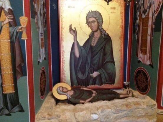 Η ΑΓΙΑ ΜΑΡΙΑ Η ΑΙΓΥΠΤΙΑ - Ierousalim Travel - ιερουσαλημ τραβελ ...